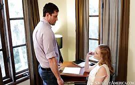 Blake Lovely fotte con il fidanzato arrapato