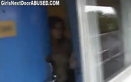 Scopata amatoriale nel albergo