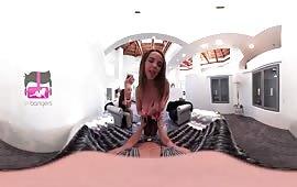 Sesso di gruppo in realta virtuale