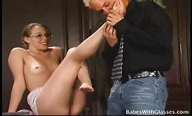 Mariah Cherry in una chiavata perversa